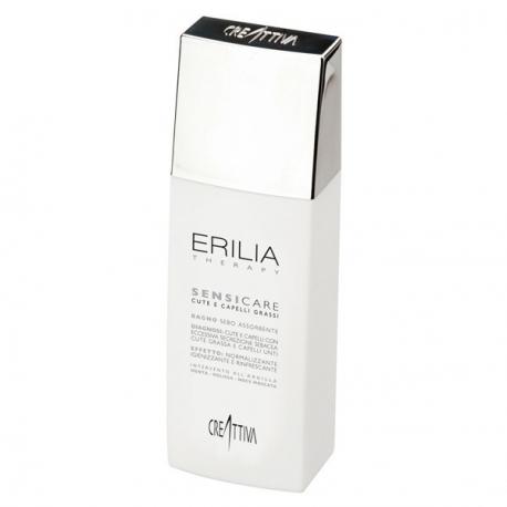 Bagno Cute e Capelli Grassi SensiCare Erilia Therapy
